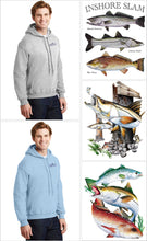 Mens Womens Fishing Hoodie Sweater Sweatshirt Pullover Graphic Tops