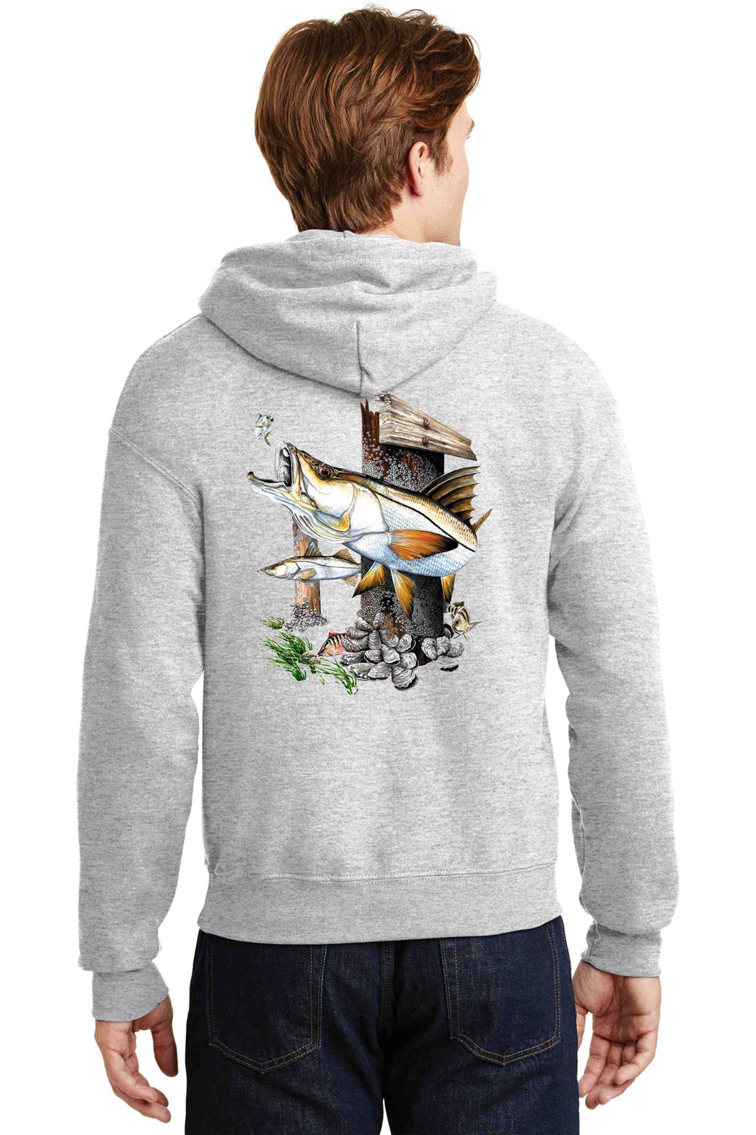 Mens Womens Fishing Hoodie Sweater Sweatshirt Pullover Graphic Tops - E HUB PRODUCTS