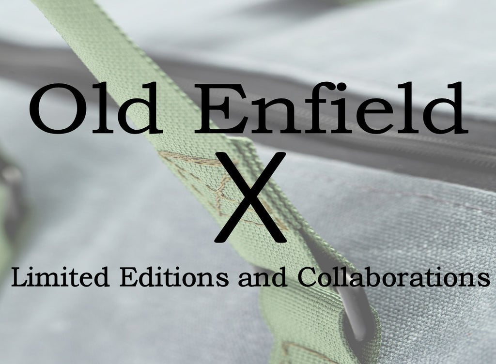 Old Enfield Limited Edition & Collaborations