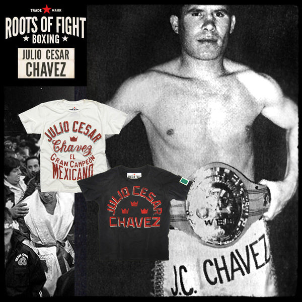 J.C. Chavez Crown Tee