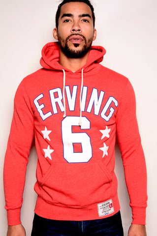 Dr. J #6 Pullover Hoody
