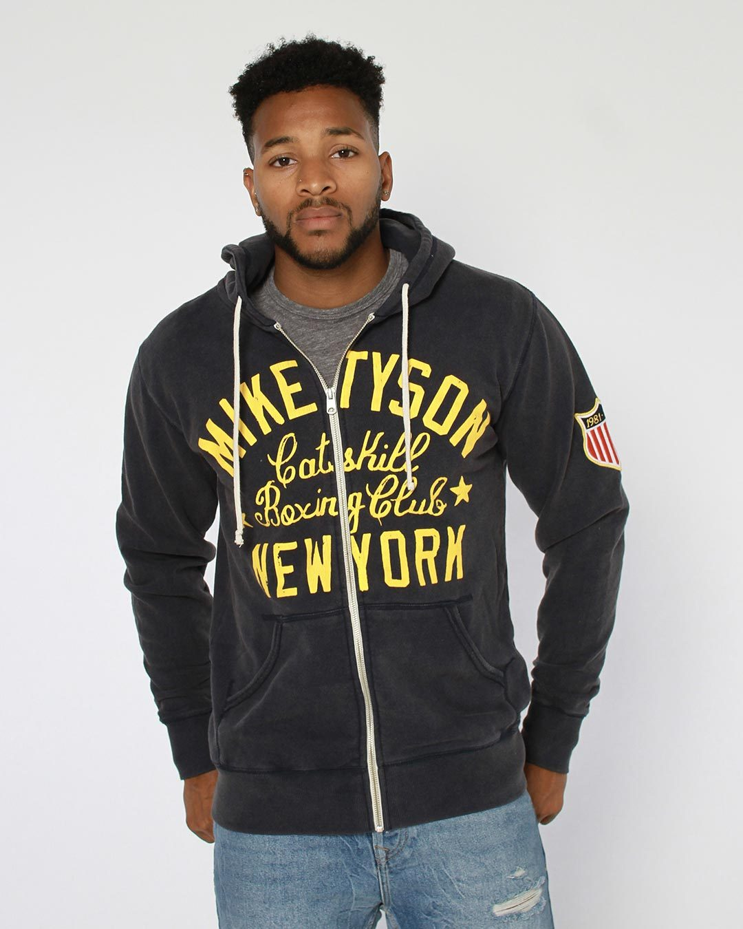 Tyson Kid Dynamite FZ French Terry Hoody