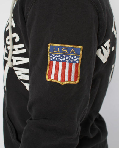 Iron Mike Tyson 1988 French Terry FZ Hoody