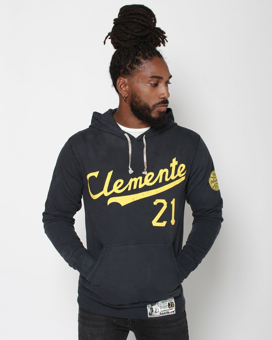 Roberto Clemente 21 Pullover Hoody