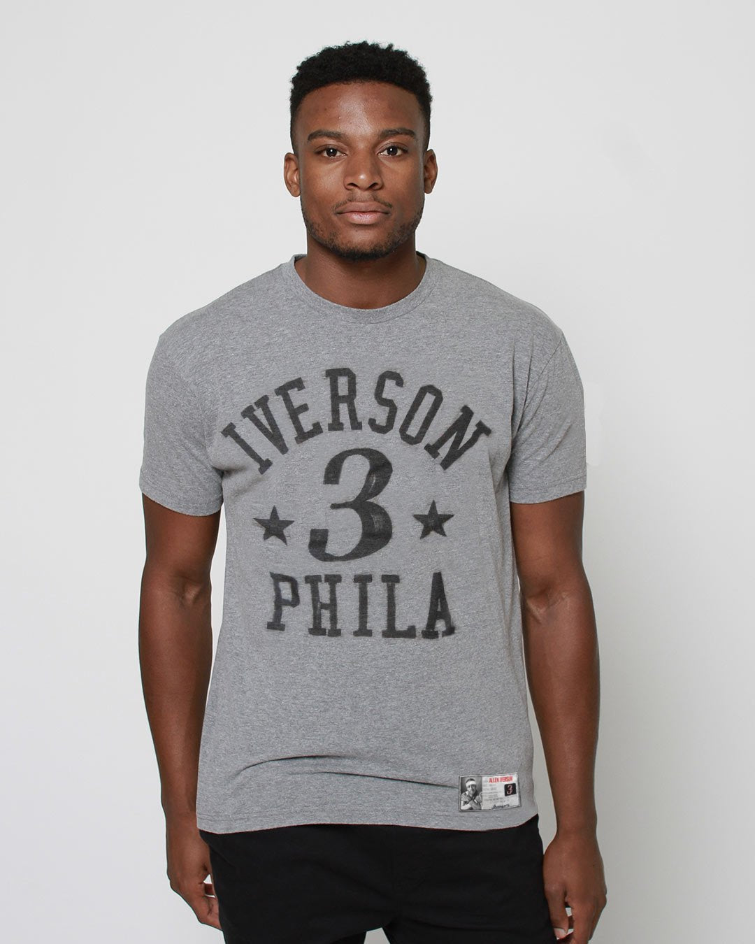 Iverson #3 Triblend Tee