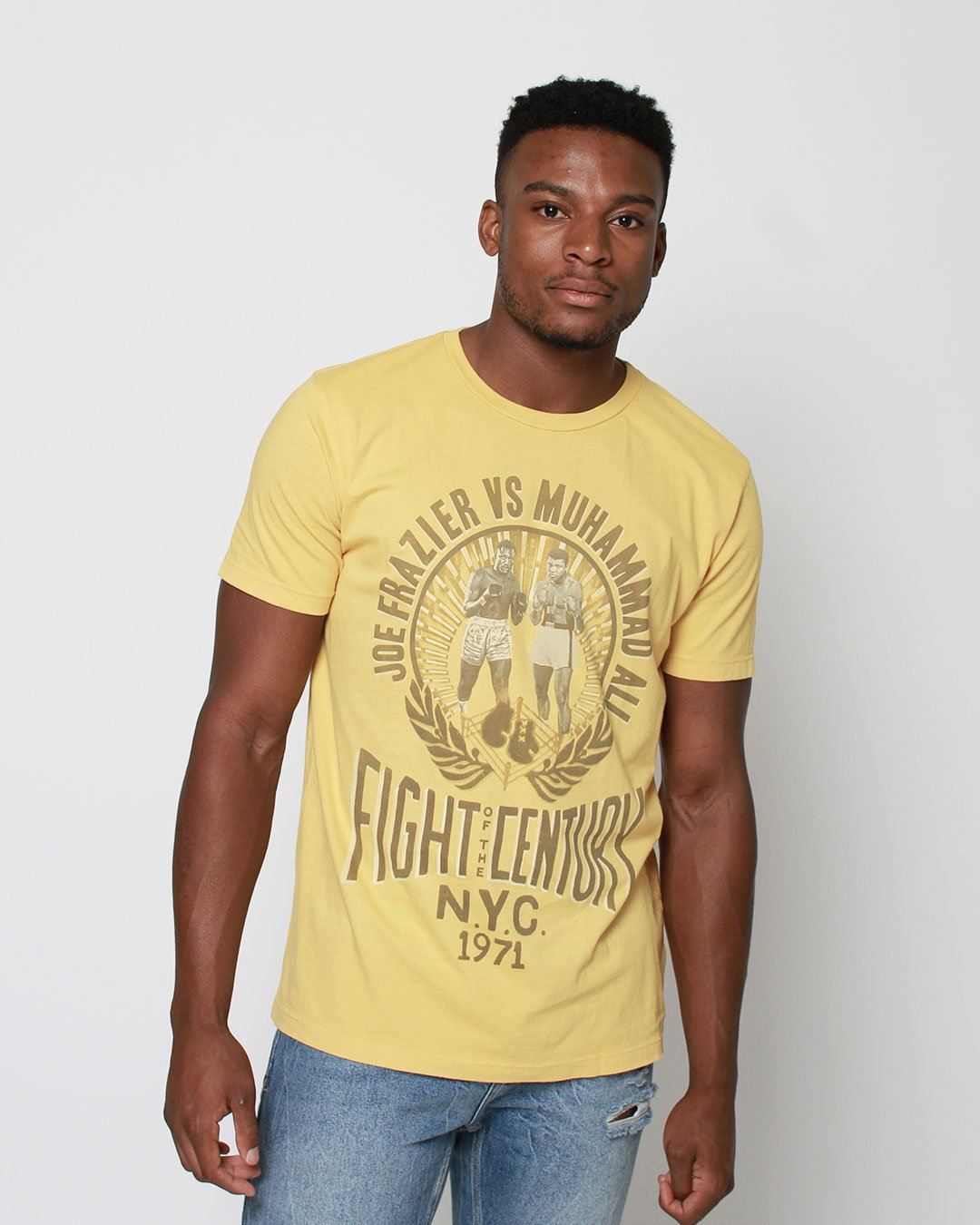 Fight of the Century Tribute Tee