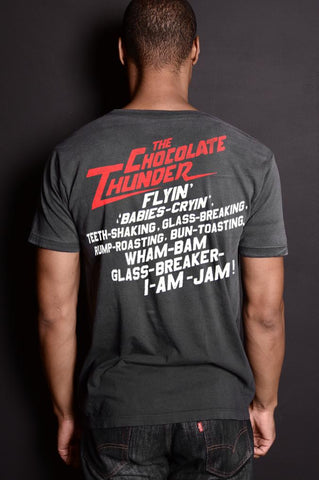 Dawkins 'Chocolate Thunder' Tee