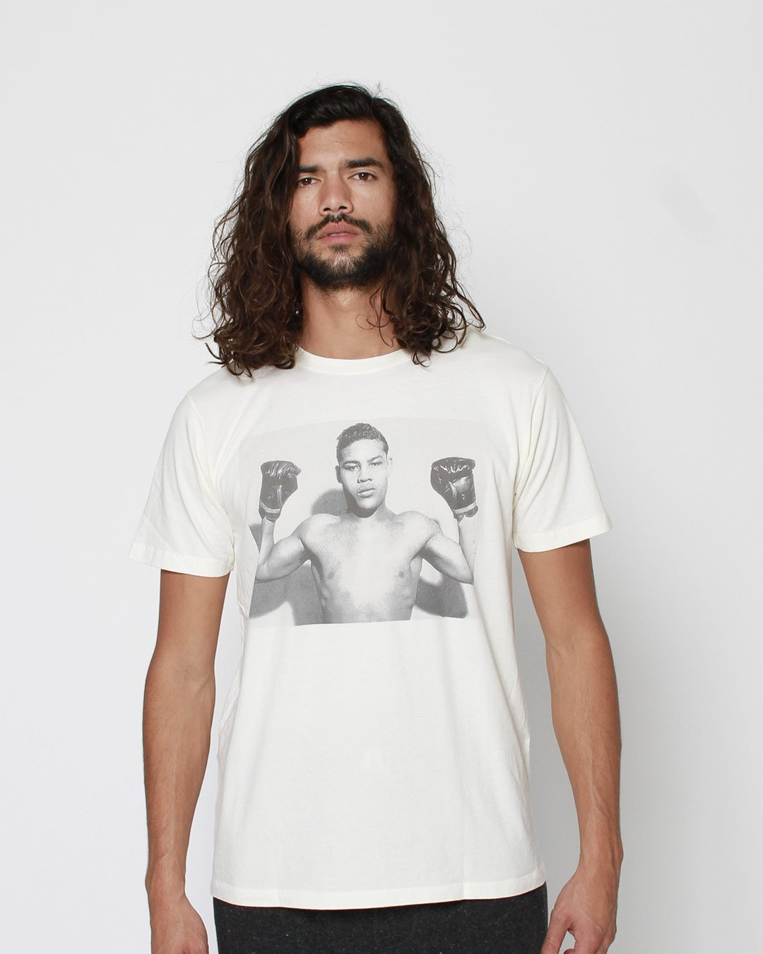 Joe Louis Photo Tee