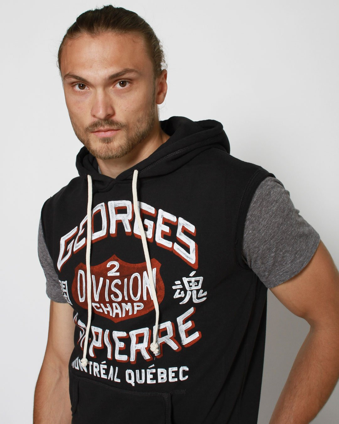 GSP 2 Division Champ Sleeveless Hoody
