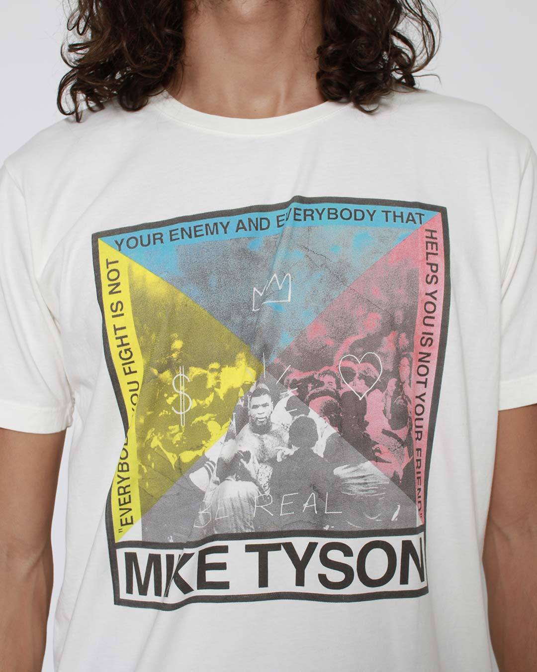 Mike Tyson Friends and Enemies Tee