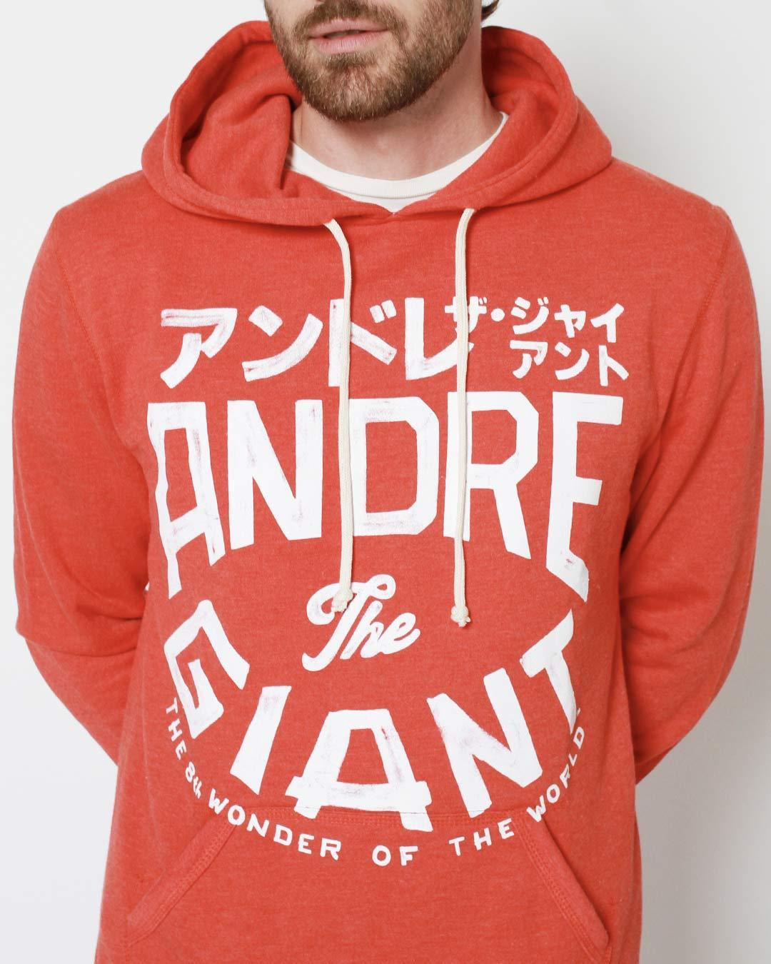 Andre the Giant 8th Wonder Pullover Hoody