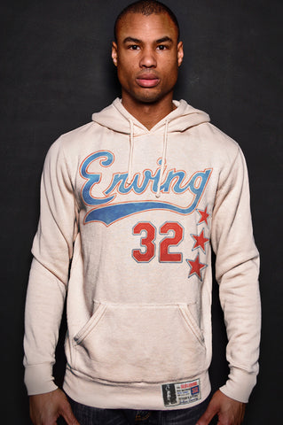 DR. J # 32 Pullover Hoody