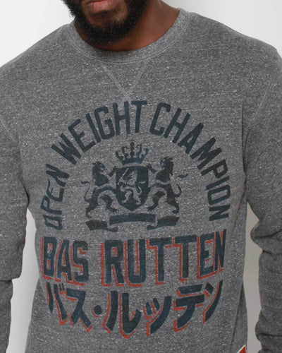Bas Rutten Athletic Sweatshirt