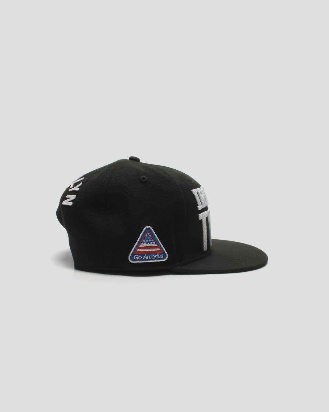 Iron Mike Tyson Classic Snapback Hat
