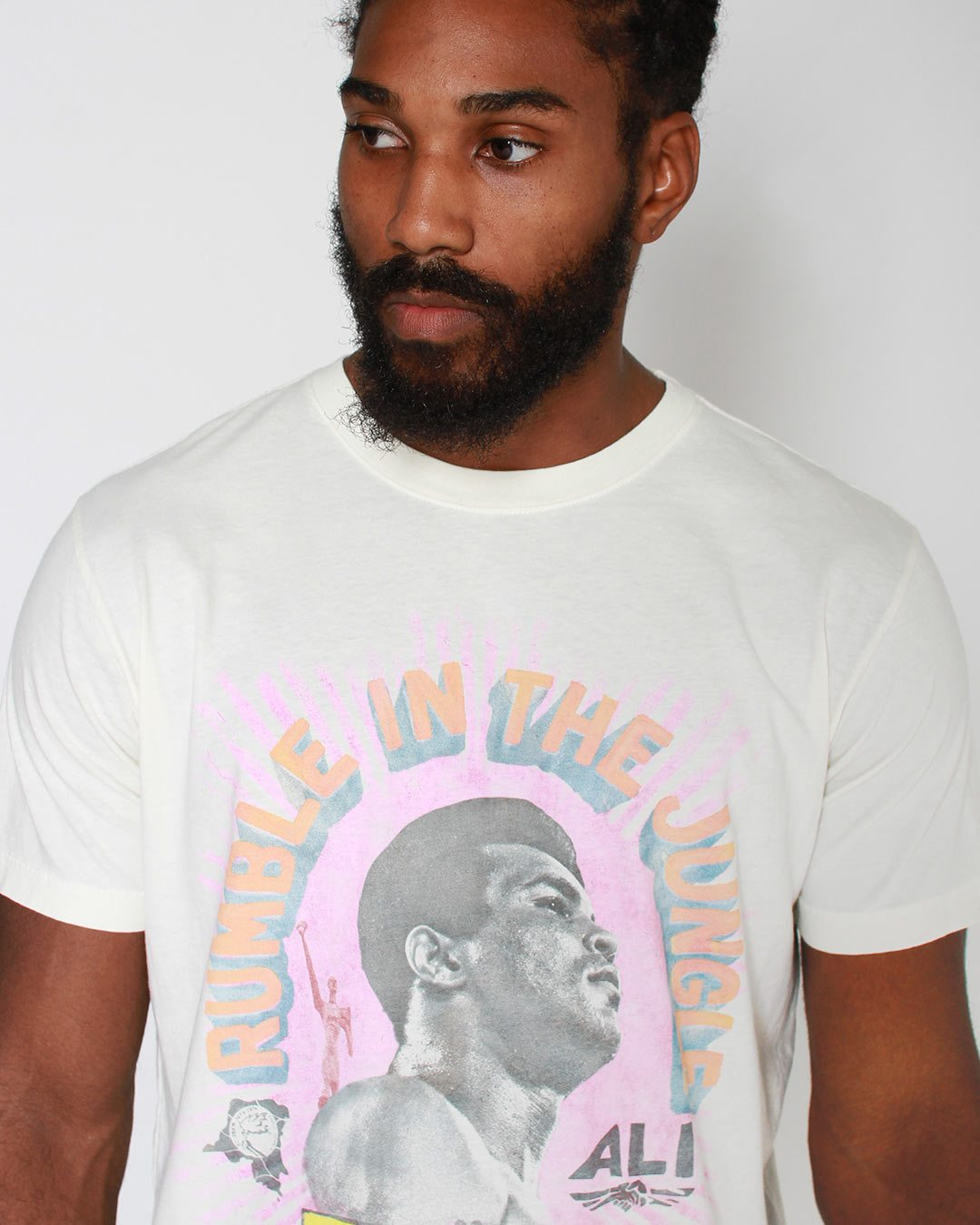 Ali Rumble Portrait Tee
