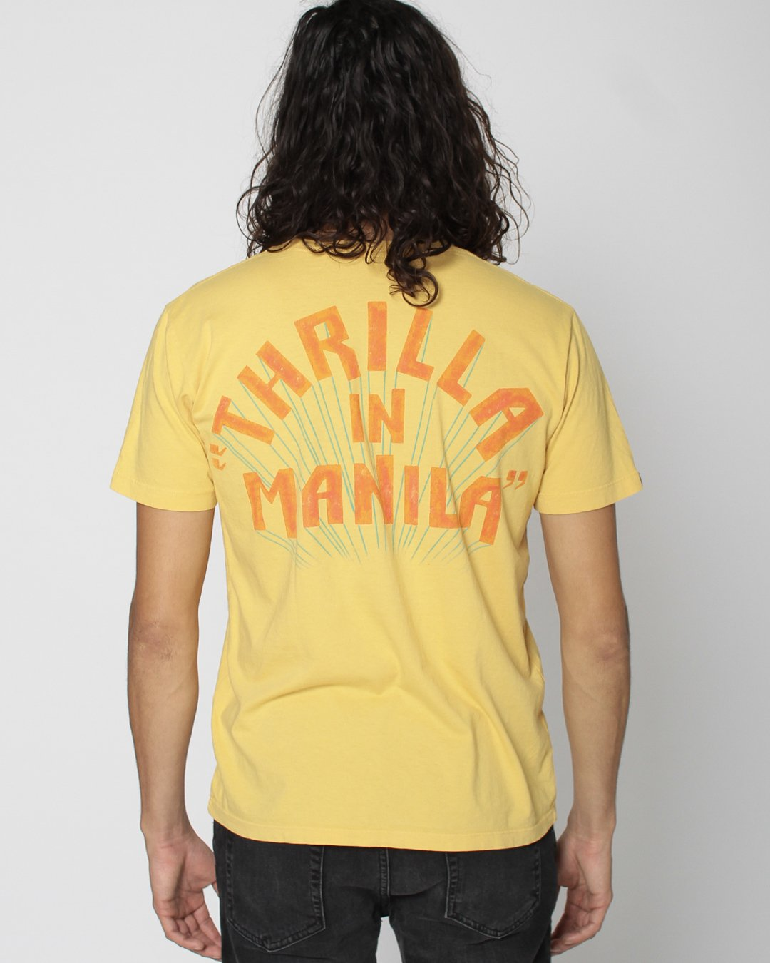 Ali-Frazier 'Fight of a Lifetime' Thrilla Tee