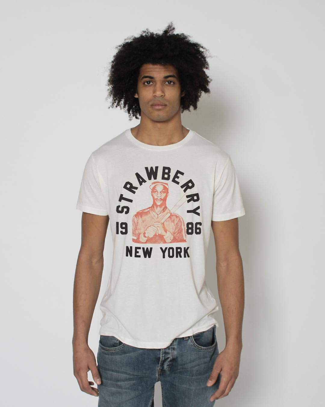Darryl Strawberry Swagger Quote Tee
