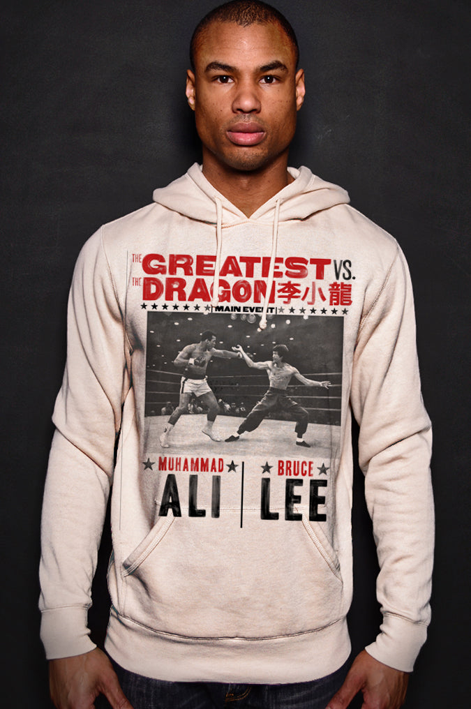 Ali vs Lee Night of Greatness Pullover Hoody