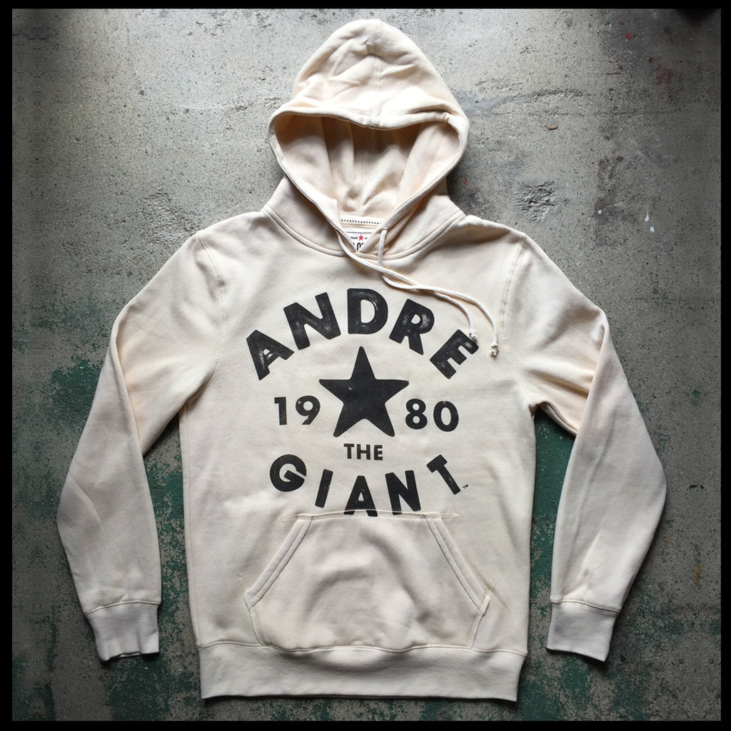 Andre The Giant 1980 Pullover Hoody