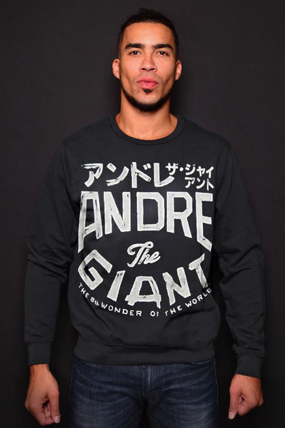 Andre the Giant 8th Wonder Sweatshirt