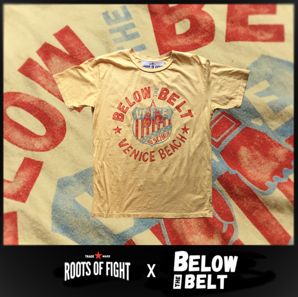 Below The Belt - Venice Beach Tee