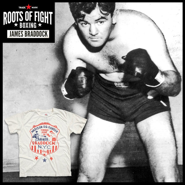 James Braddock NYC Tee