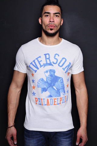 Iverson Philadelphia Photo Tee