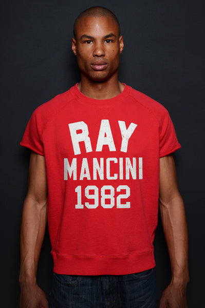 Ray Mancini 1982 cut-off