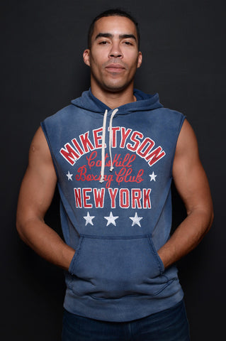 Mike Tyson Catskill Sleeveless Hoody