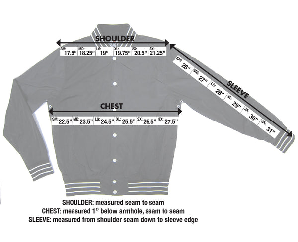 Ali Rumble Stadium Jacket