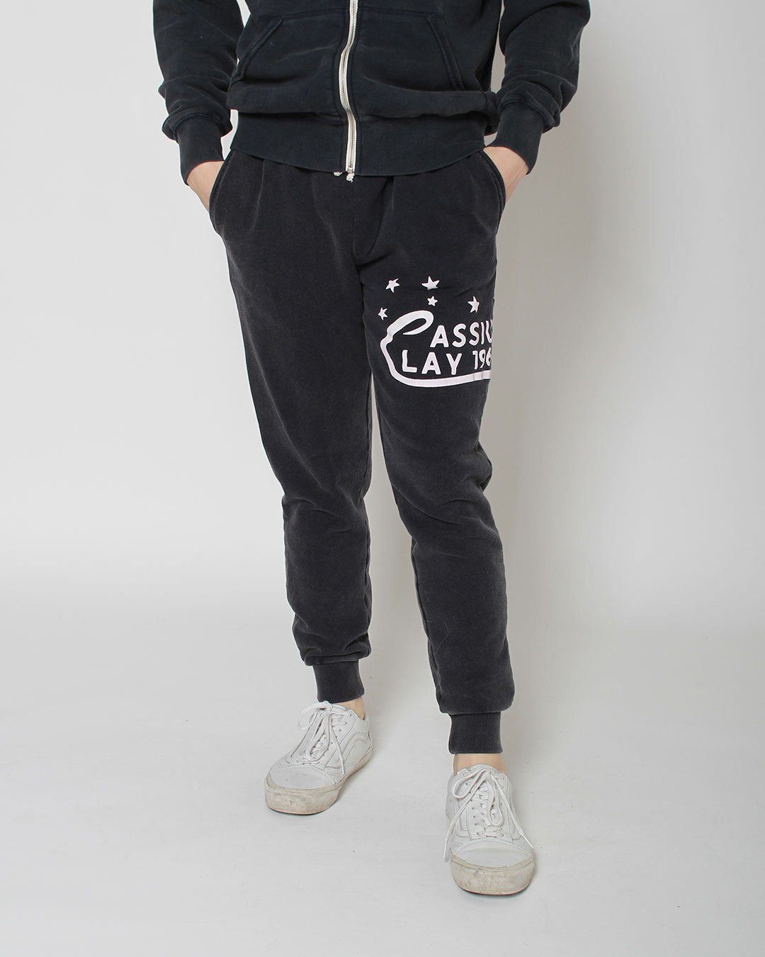 Cassius Clay Legacy Sweatpants - Copasetic Clothing Ltd. dba Roots of Fight