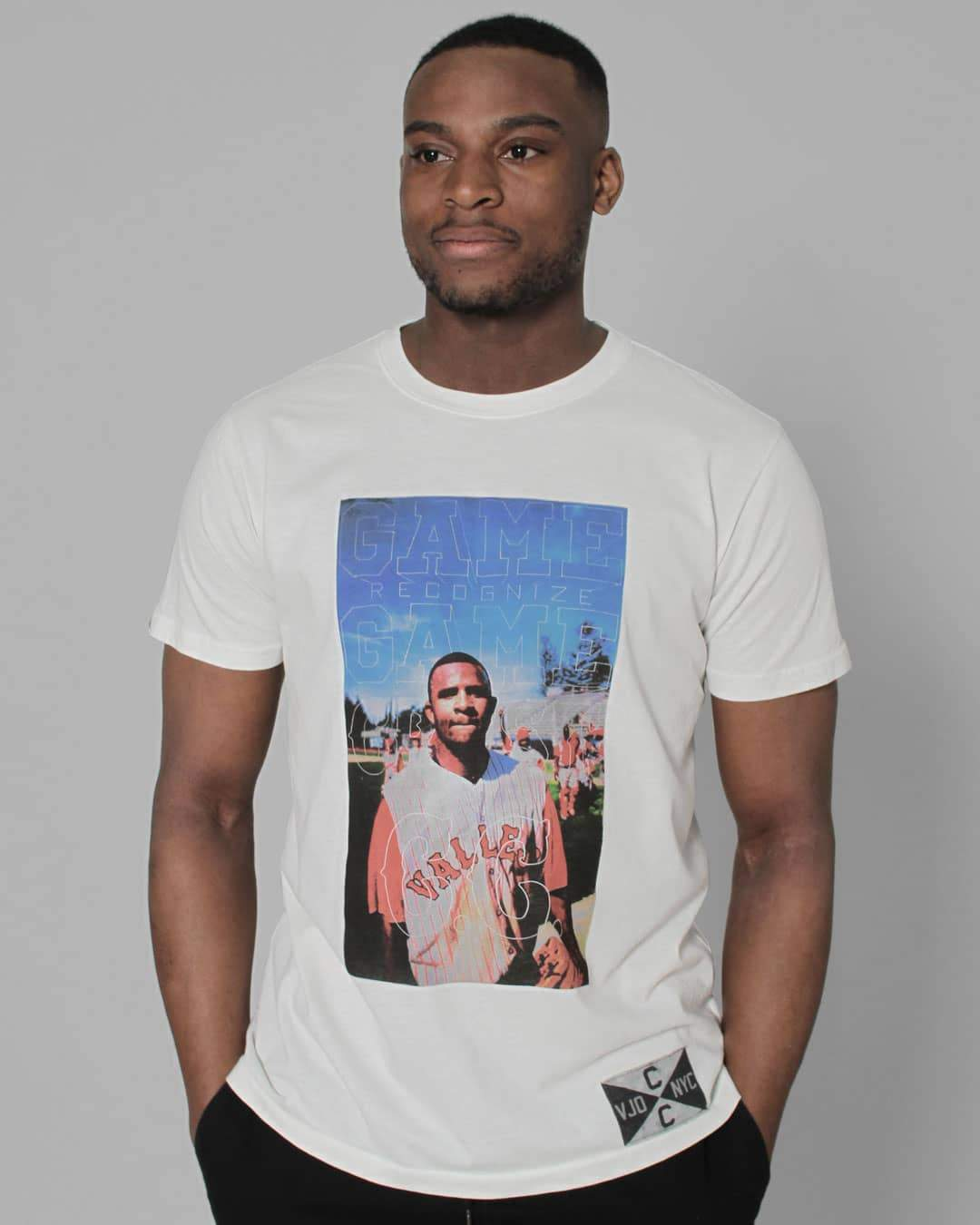 CC Sabathia Photo Tee - Roots of Inc dba Roots of Fight