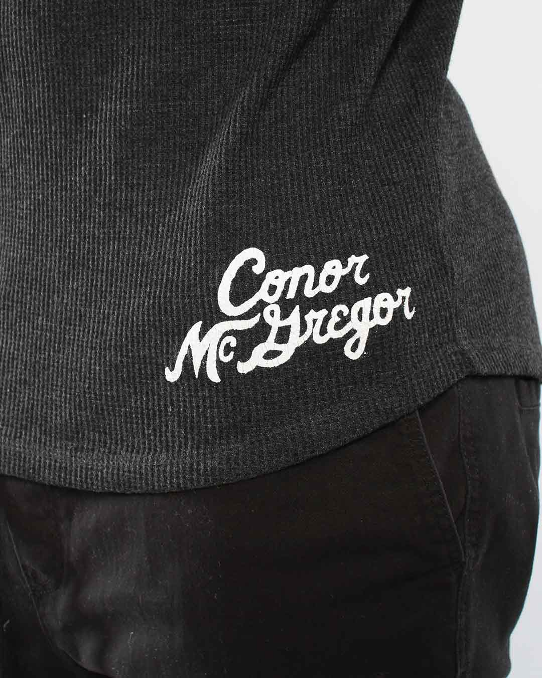 Conor McGregor CM12 Long Sleeve - Copasetic Clothing Ltd. dba Roots of Fight