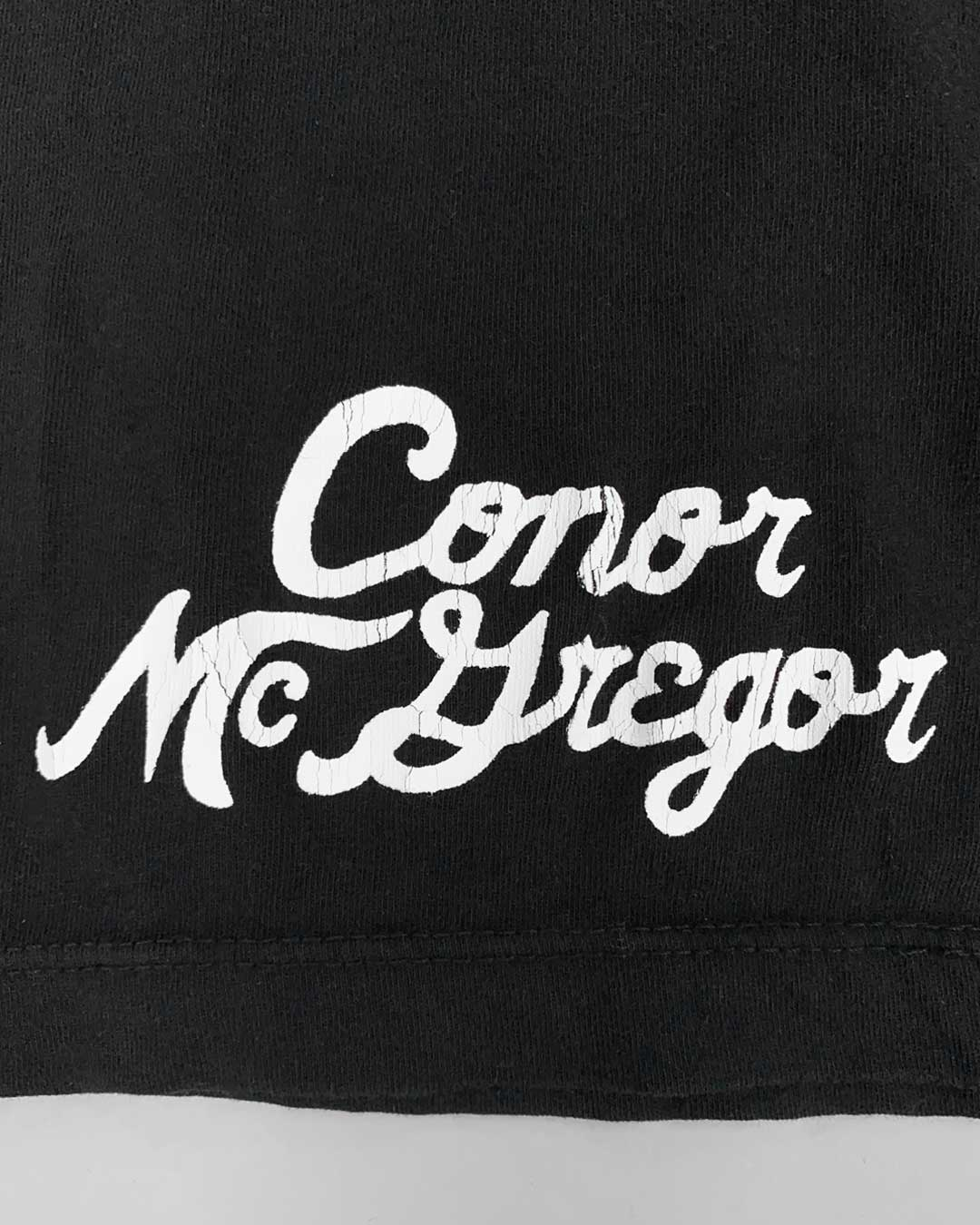 Conor McGregor CM12 Tee - Copasetic Clothing Ltd. dba Roots of Fight