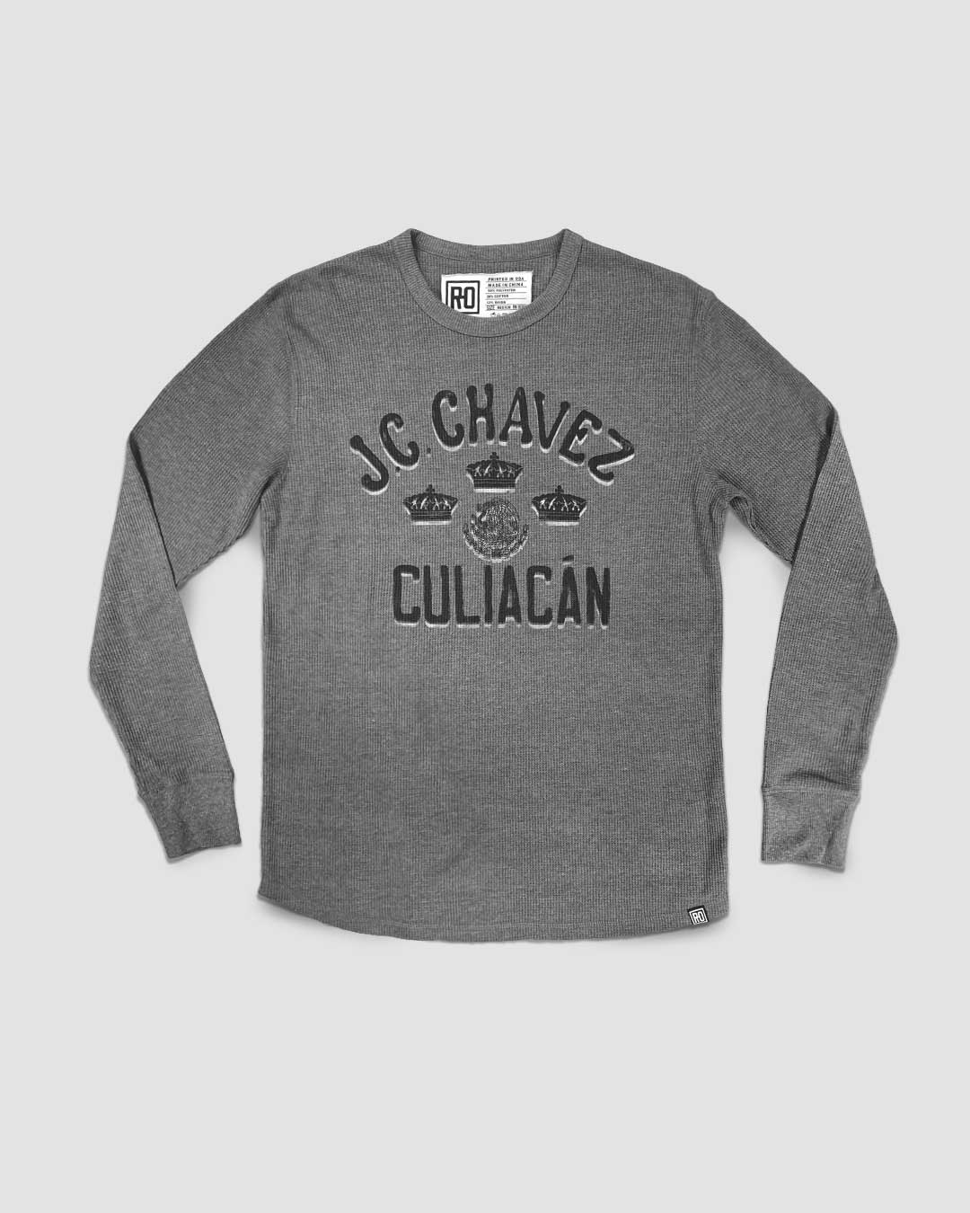 J.C. Chavez Culiacan Thermal - Copasetic Clothing Ltd. dba Roots of Fight