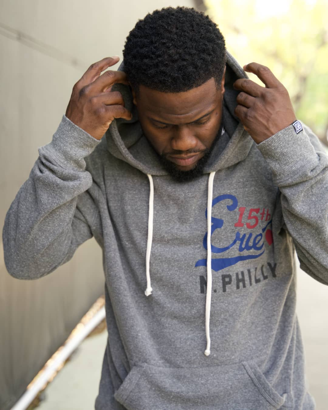 Kevin Hart 15th & Erie Pullover Hoody - Roots of Inc dba Roots of Fight