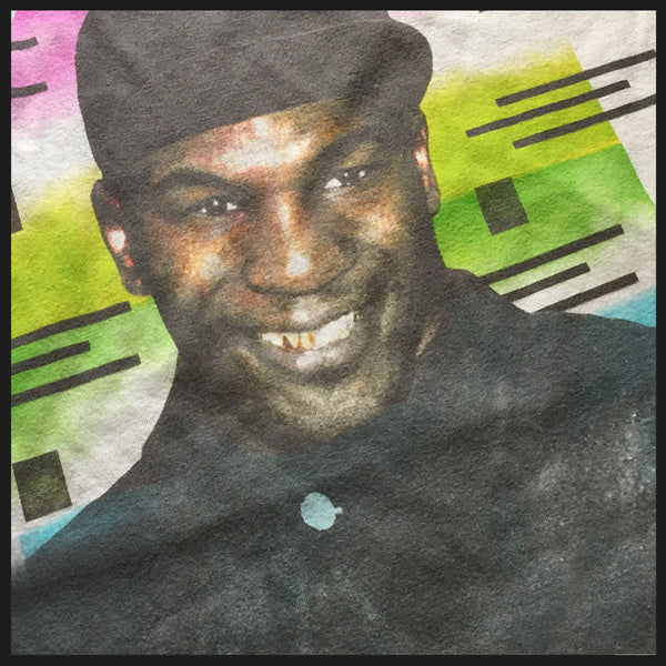 Iron Mike Tri-Color Photo Tee