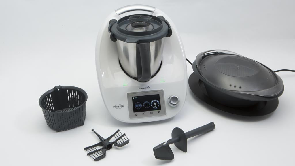 ... Thermomix®: 12 Kitchen Appliances In 1 ...