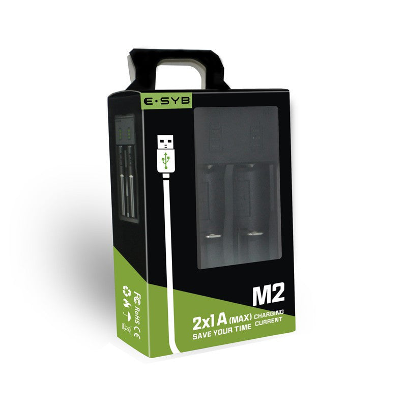 M2 USB Battery Charger