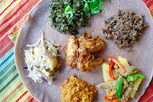 Eritrean Classic Feast for 2