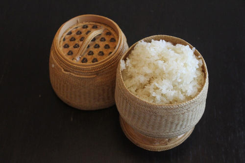 Lao Cuisine Khao Niaw (Sticky Rice) - Extra Order - Foodhini