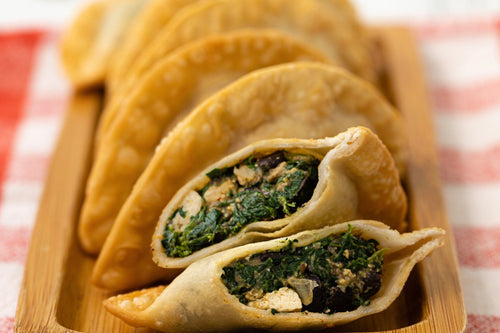 Mpanadas Vegan Southwest-Style Empanadas by Local Producer M'Panadas - Foodhini