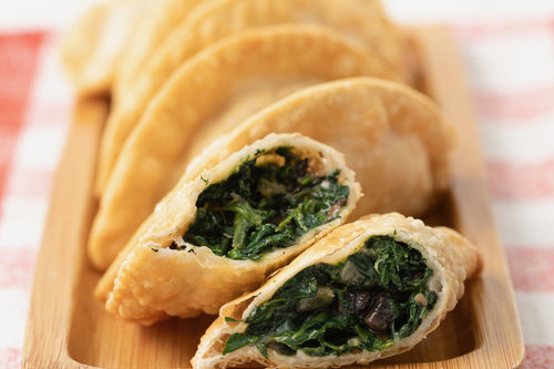 Mpanadas Spinach & Mushroom Empanadas by Local Producer M'Panadas - Foodhini