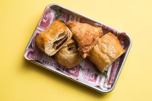 Colada Shop Guava & Cheese Pastelitos Pastries by Local Producer Colada Shop - Foodhini