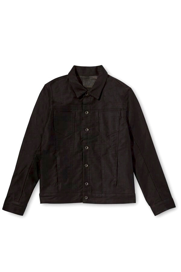 Austin Jacket - Black Bedford