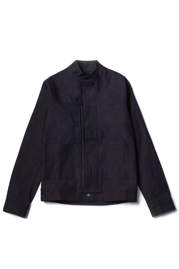 Cooper Jacket - Navy Canvas