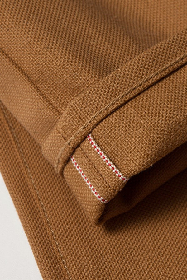 Hammer | Straight - Raw Selvage Canvas