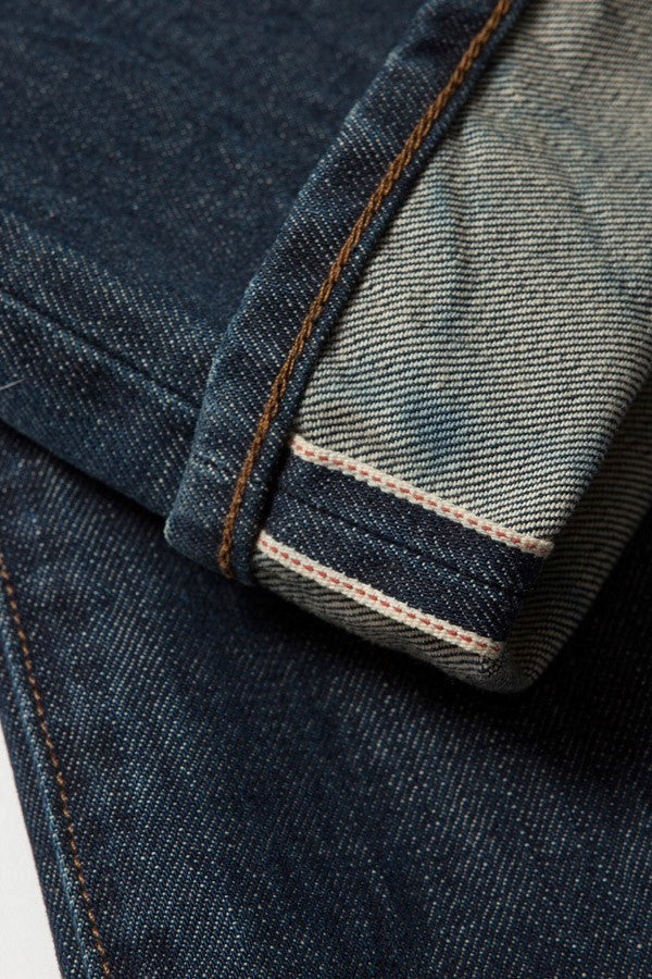 Redline Selvage ID on the Cookie - Slim 997 Wash by Norman Russell
