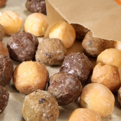 Assorted Donut Balls & Holes