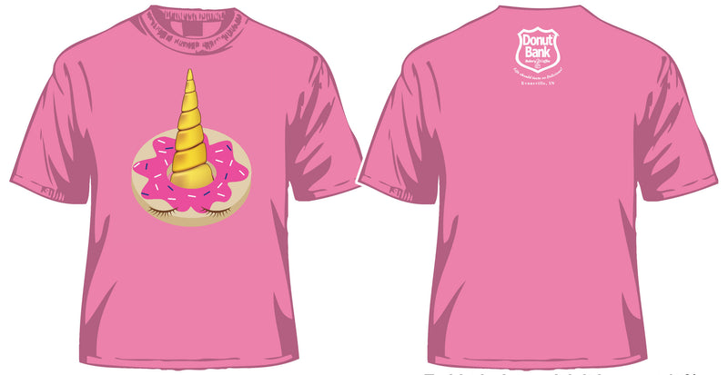 Donut Unicorn T-Shirt